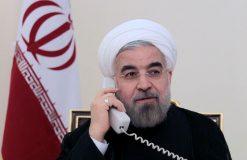روحانی بر اجرای توافقات تهران – باکو و اتصال هرچه زودتر راه آهن رشت-آستارا تاکید کرد