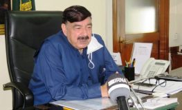 وزیر راه آهن پاکستان خواستار نوسازی فوری خط آهن کویته – تفتان شد