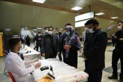 عملکرد مناسب متروی تهران در بحث مقابله با ویروس کرونا