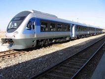 از اراک به مشهد با قطار