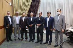 برگزاری مراسم معارفه مدیران کل چند منطقه راه آهن جمهوری اسلامی ایران