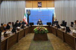 گزارش تصویری/ نشست خبری مدیر عامل راه آهن به مناسبت هفته دولت