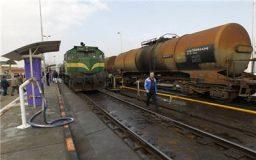۱۰ هزار تن مواد نفتی از راهآهن اراک به خارج از کشور صادر شد