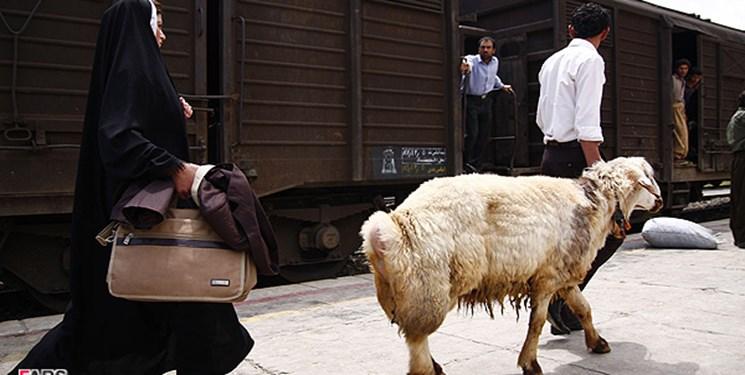 پیگیری فارس از مطالبه عشایر/ حمل احشام با قطار میسر شد