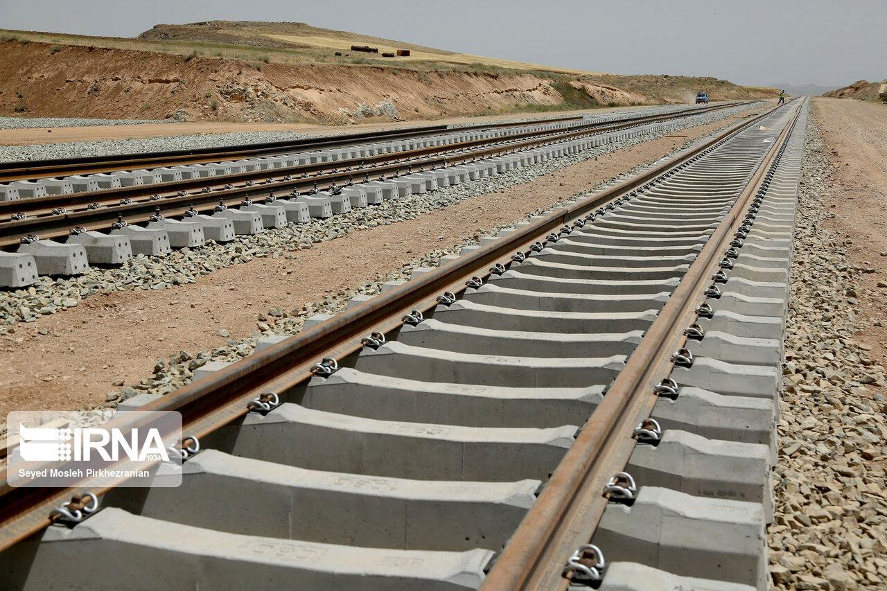 اتصال ایران به افغانستان از طریق راه آهن شرق