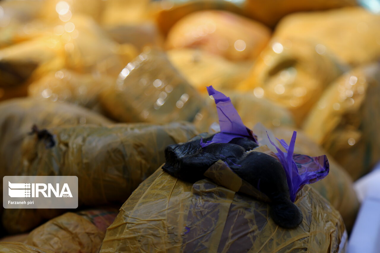 پلیس راهآهن ۲۹ کیلوگرم مواد مخدر کشف کرد