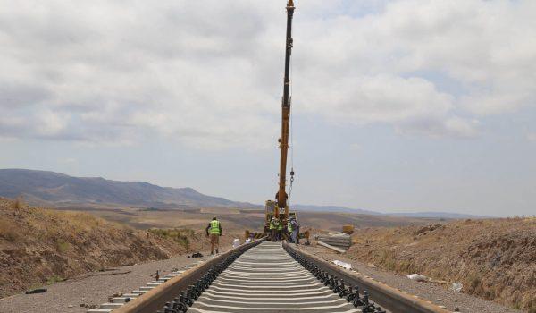 ۱۱۰۰ کیلومتر شبکه ریلی تا پایان سال به بهرهبرداری میرسد