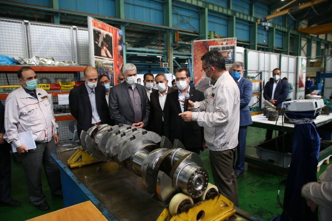 گزارش تصویری/ سفر معاون وزیر راه و شهرسازی و مدیر عامل راهآهن جمهوری اسلامی ایران به استان مازندران