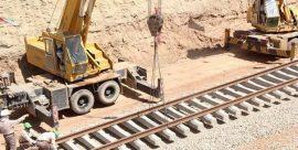 تسهیل انتقال کالا و ایجاد امنیت پایدار میان ایران و افغانستان با تکمیل خط آهن خواف-هرات