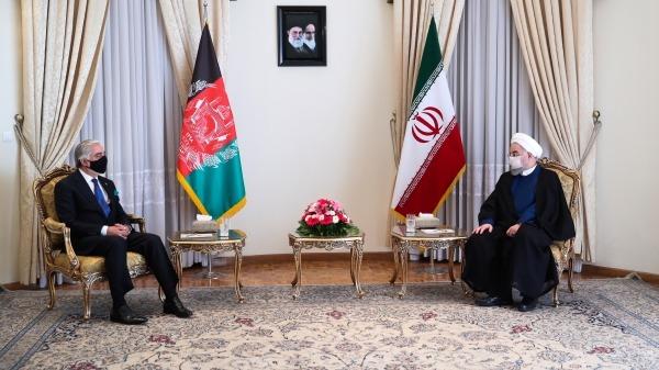 راه آهن خواف – هرات طی روزهای آینده افتتاح می شود/اتصال راه آهنهای ایران و افغانستان موجب تقویت همکاری های اقتصادی است