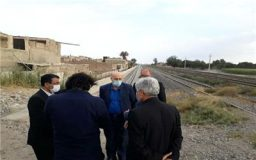آخرین گام برای تکمیل خط ریلی تهران – ورامین برداشته شد
