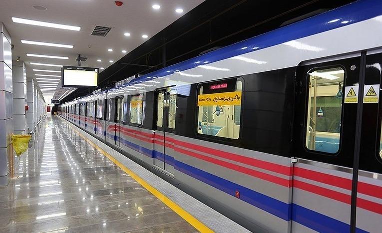 خدماترسانی بیوقفه متروی تهران در روزهای کرونایی