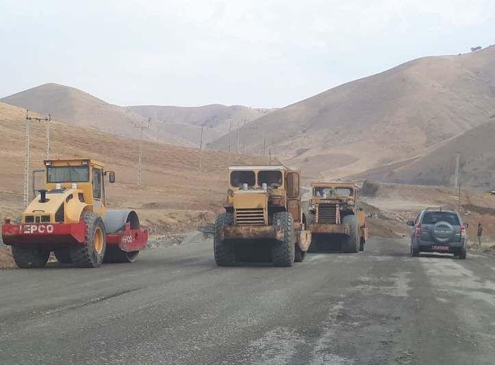 کارهای عمرانی ۲ سال اخیر در کردستان ۱۰ برابر گذشته است