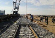 وعده دوخطی شدن راهآهن زنجان –تهران تا پایان سال به مقصد میرسد