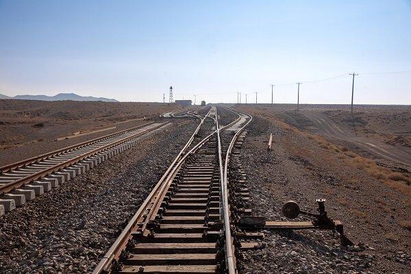 سه چهارم راه آهن خواف هرات پنج شنبه به بهره برداری می رسد