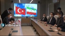 توسعه همکاریهای ریلی ایران و ترکیه