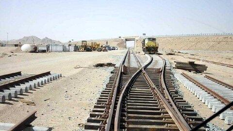 پیشرفت طرح بزرگ راهآهن مشهد – زاهدان به ۷۰ درصد رسید