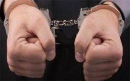 دستگیری سارق ادوات ریلی راه آهن در اراک