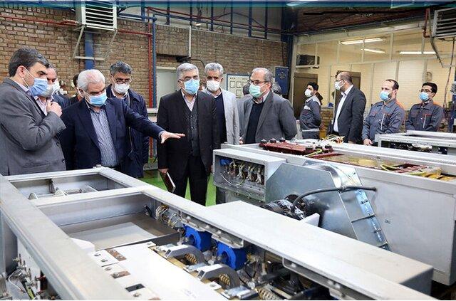 لزوم انبوهسازی تولید واگنهای قطار ملی/ استقبال از توانمندیهای جهاددانشگاهی در این حوزه