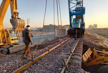 احداث دومین زیرگذر عابر پیاده ریل راه آهن در منطقه ۲