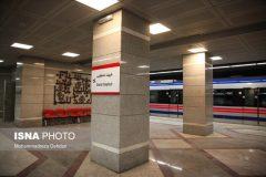 متروی شیراز ۱۴ فروردین فعال میشود