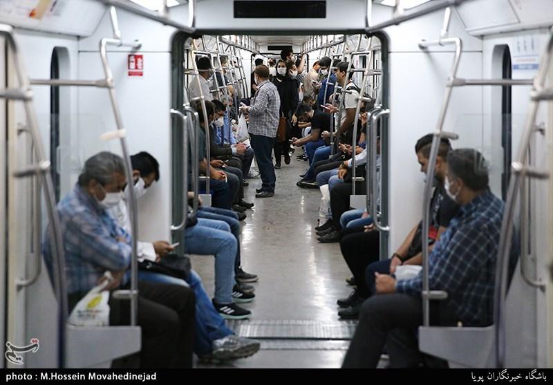 قطارهای متروی تهران و حومه روزانه ۵۰ هزار کیلومتر کارکرد دارند