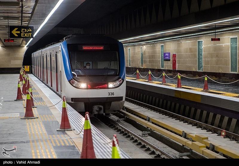 ۳۱ رام قطار نسل اول متروی تهران به تعمیرات اساسی نیاز شدید دارند