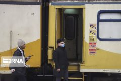 نوروز ۱۴۰۰ روزانه ۸۶ رام قطار در مسیر مشهد تردد میکند