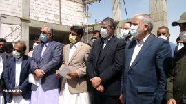 بازدید وزیر راه و شهرسازی از باند دوم راه خاش به زاهدان