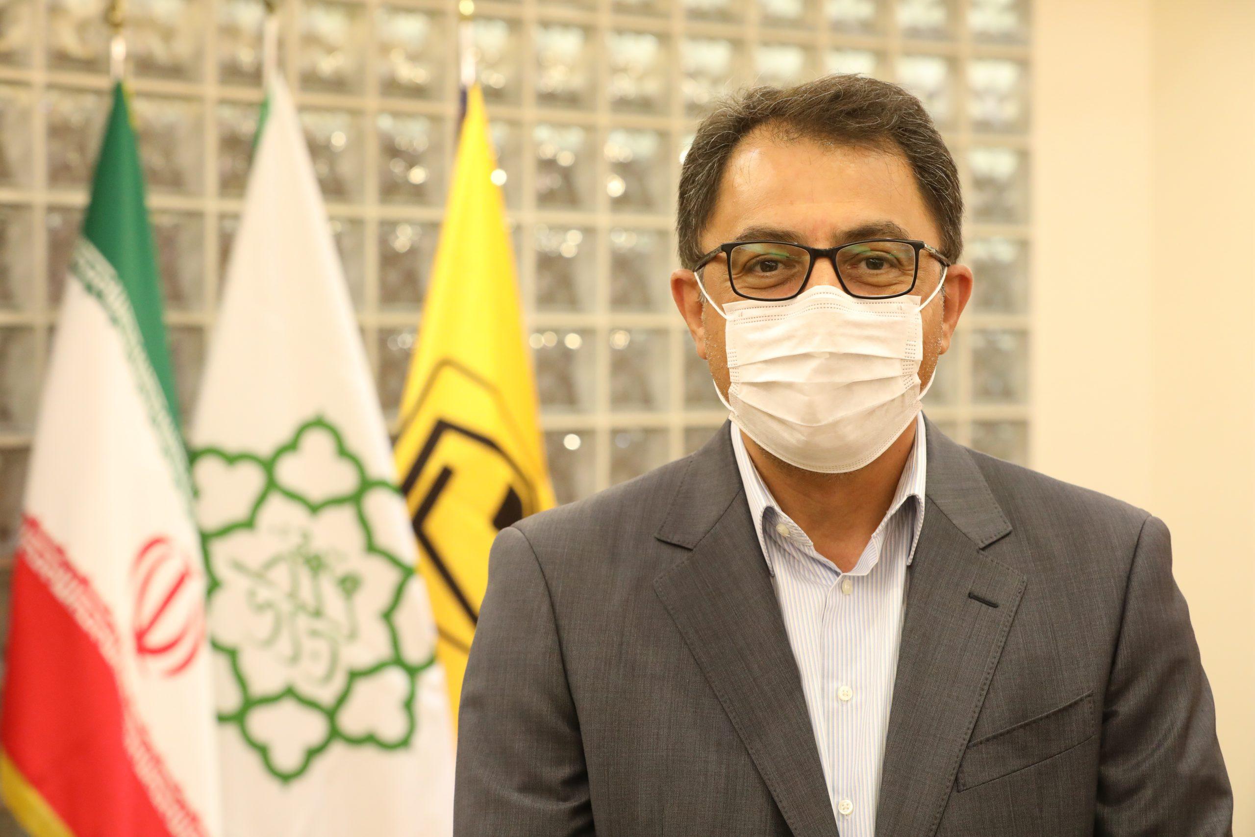 قدردانی مدیرعامل شرکت بهره برداری متروی تهران و حومه از تلاش ها و خدمات پرسنل شرکت در بیست و دومین سالگرد بهره برداری از مترو
