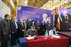 بازسازی کامل ۳۱ رام قطار متروی تهران از سوی سازمان برنامه و بودجه و شهرداری تهران