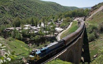 ۱۸۲ تن بار از راهآهن لرستان جابجا شد