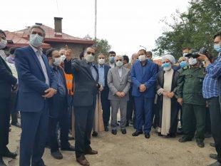 اتمام پروژه خط دوم راه آهن زنجان _ قزوین طی هفته آینده
