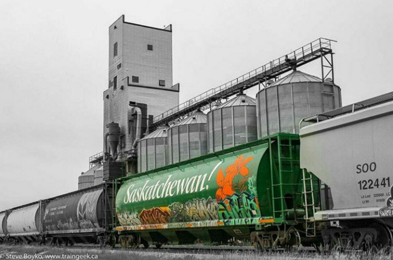 افتتاح پروژه سیلوی گندم ایستگاه راه آهن سیوند