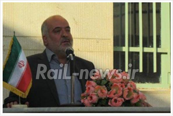 مدیرکل راهآهن استان مرکزی: پروژه احداث راهآهن اراک ـ خمین بهزودی کلنگزنی میشود