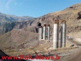 ال سى پروژه برقى سازى قطار تهران-مشهد گشايش يافت