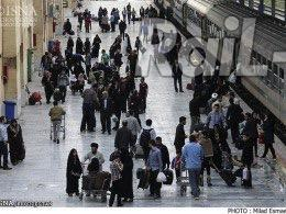 ايستگاه راه آهن اهواز به TOD تبديل مى شود