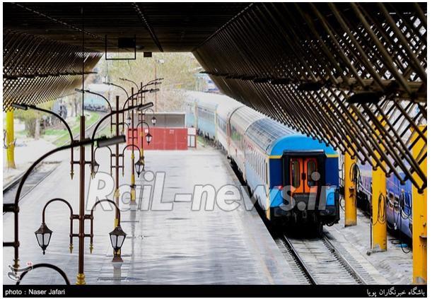 15 ایستگاه راه آهن استان مرکزی مجهز به سیستم علائم الکترونیکی شد