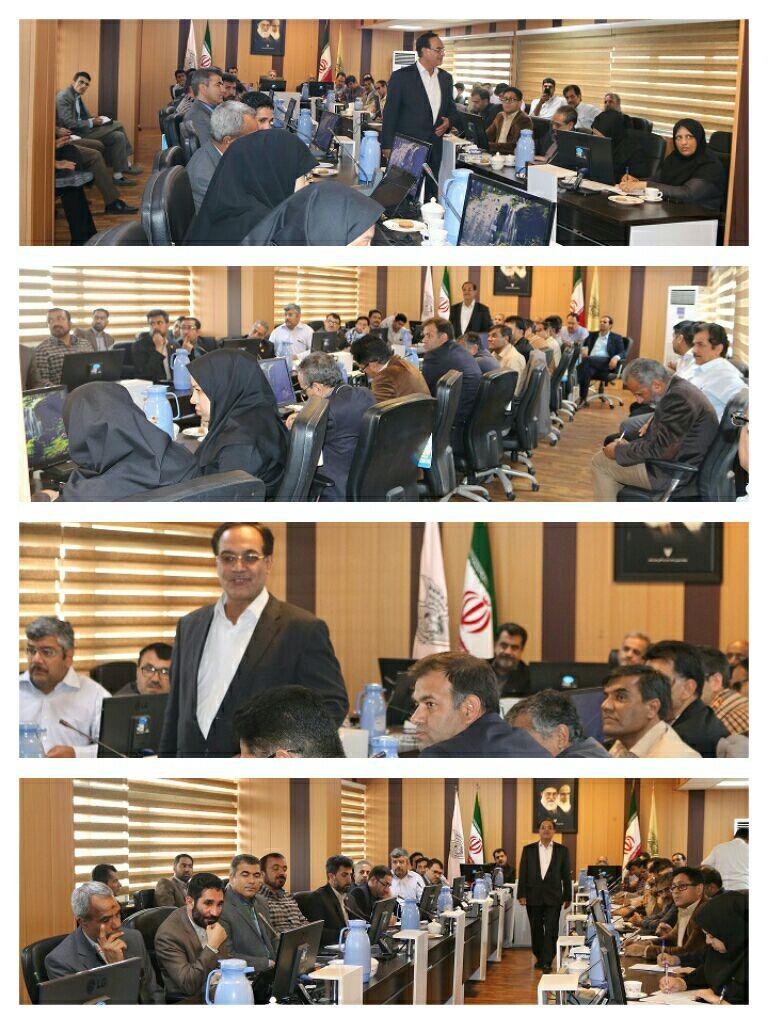 برگزاری همایش مدیریت دانش در اداره کل راه آهن هرمزگان