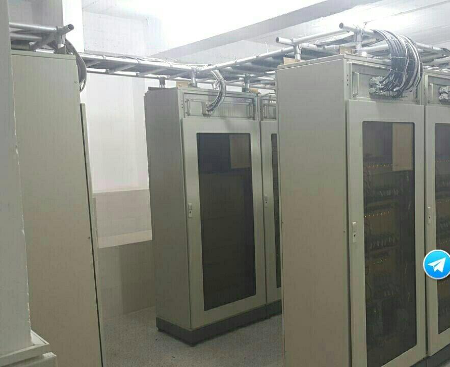 تجهیز ایستگاه زرند به سیستم علائم الکتریکی