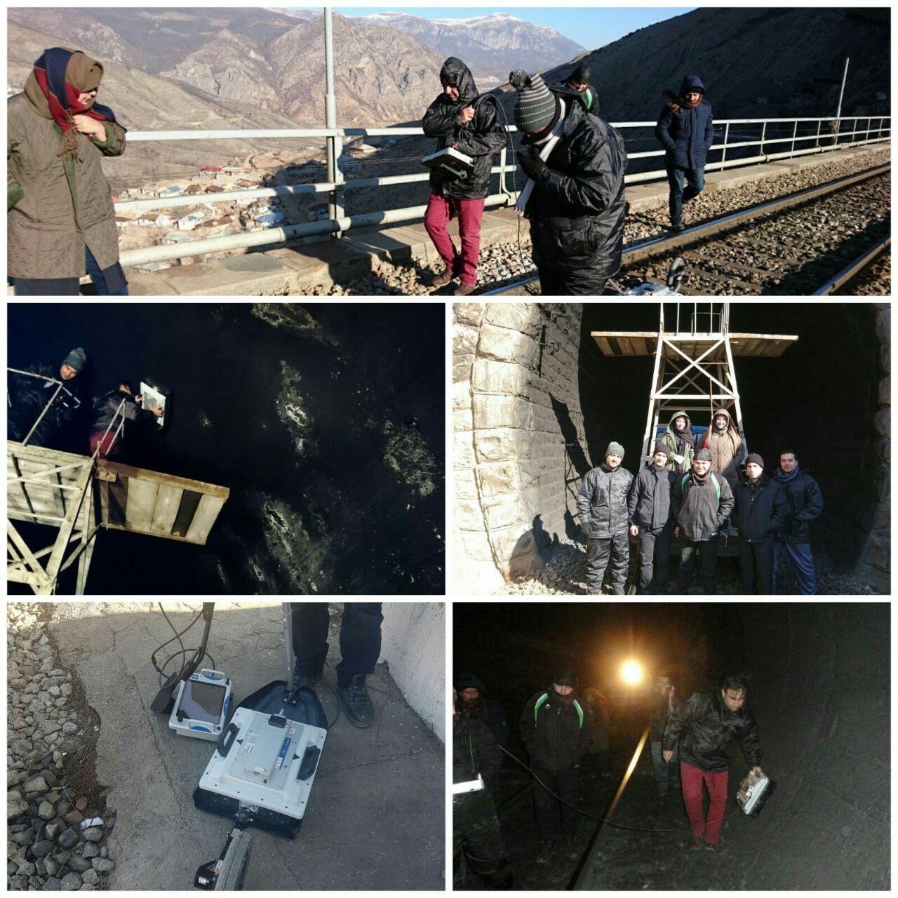 خلاصه گزارش مطالعات اکتشافی و برداشت میدانی دستگاه رادار نفوذی زمین (GPR)
