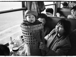 تصاوير جالب از مسافران قطارهاى چين