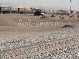 توسعه راهآهن از مسیر اهر به آذربایجان مسیریابی میشود