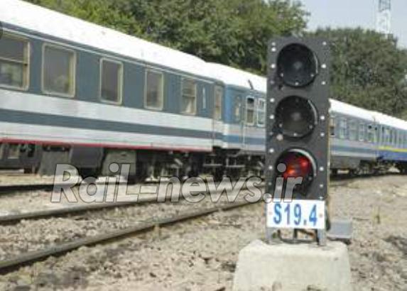 افزایش بهره وری با بهینه سازی علائم الکتریکی در راه آهن شمالشرق(1)