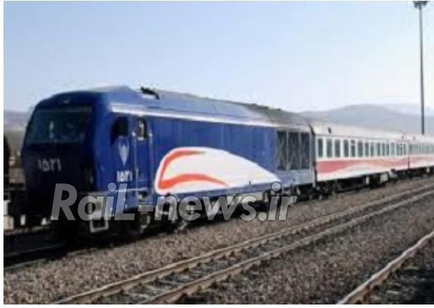 ورود سومين قطار تجاري چين به تهران در سال جديد ميلادي
