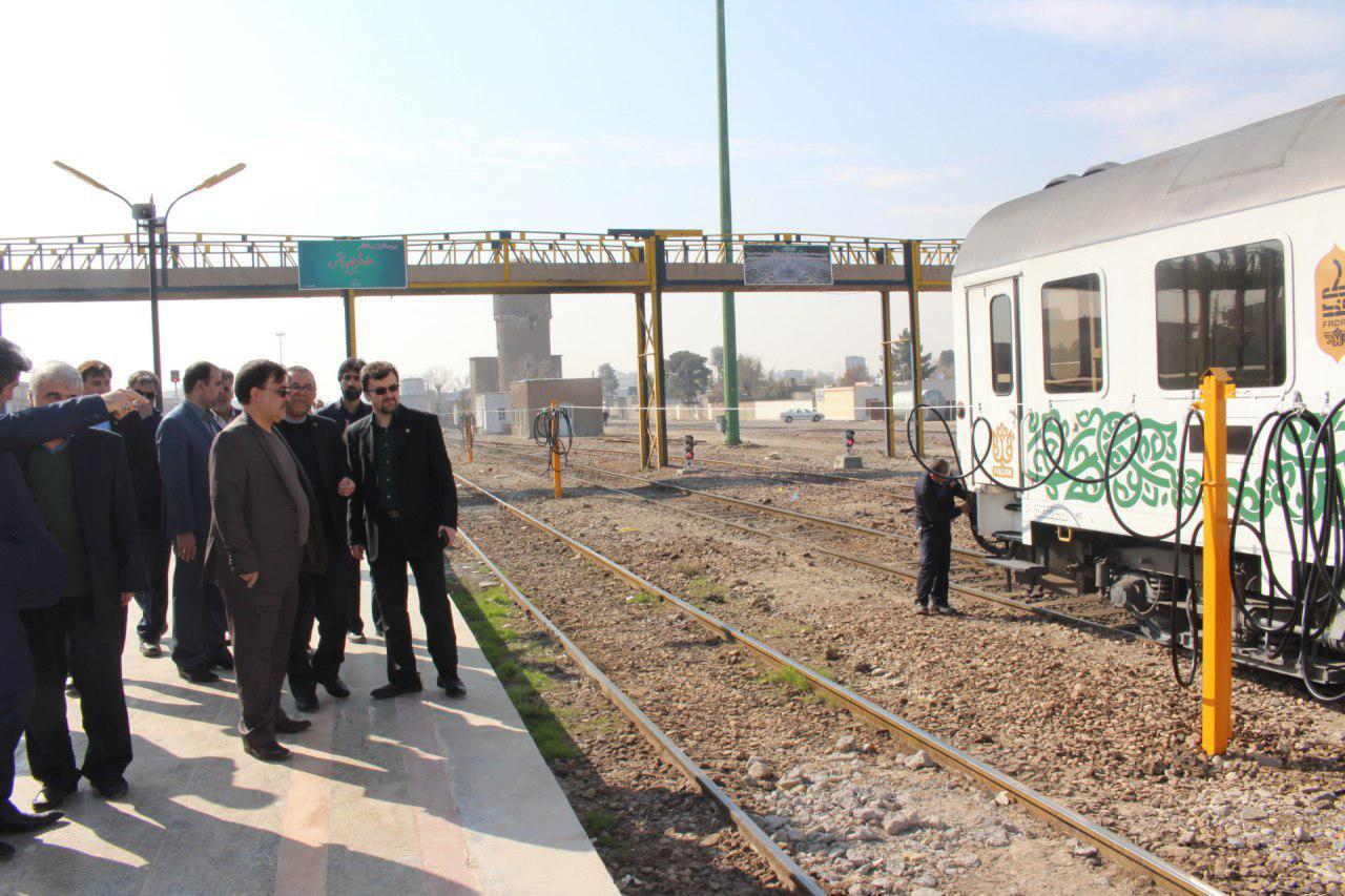 ۱ هزار و ۴۸۰ پروژه راه آهن در سطح کشور اجرایی می شود