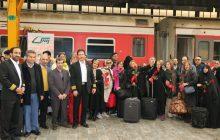 مسافران نوروزی راه آهن با ۴ هزار و 840 قطار جابه جا می شوند