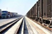 عملکرد سال 96 یزد در حمل ونقل ریلی باری