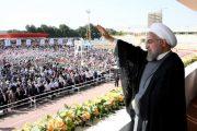 اتحاد ملت ایران همه دشمنان را به اعجاب واداشت/ سه استان دیگر کشور به راهآهن سراسری متصل میشود