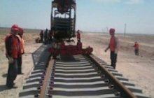 انسداد خط راهآهن جنوب به دلیل بازسازی خطوط